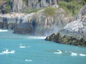Tracy Arm, Alaska; Photo Credit: Doree Weller