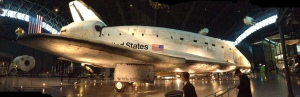 Udvar-Hazy Air & Space Museum; Photo credit: Doree Weller
