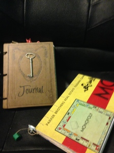 A few of my favorite upcycled journals from Etsy.