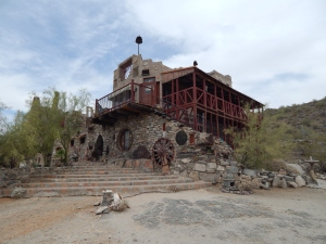 Mystery Castle, Phoenix AZ Photo Credit: Doree Weller