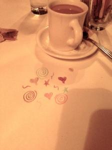 Coffee and art.  :)