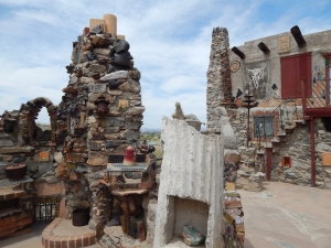 Mystery Castle, Phoenix Photo Credit: Doree Weller