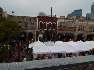 Pecan Street Festival, Austin TX Photo Credit: Doree Weller