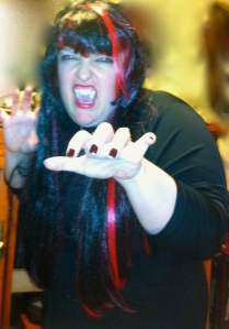 Yep, that's me.  Halloween 2011.