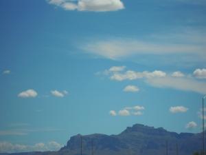 Superstition Mountains, Arizona Photo Credit: Doree Weller