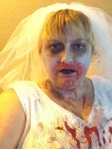 Zombie bride, 2014