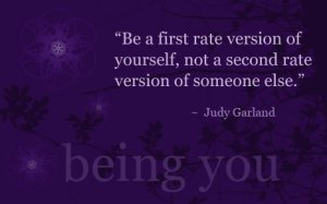 Being Yourself Quotes (3)